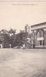 Court House , Pickens , South Carolina , 1920-30s