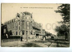 129632 France ROYAN Le Grand HOTEL Boulevard Saint-Georges OLD