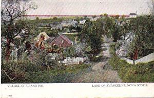 Village of Grand Pre, NS