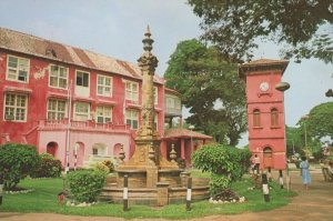 Government Building Malacca Kuala Lumpur Postcard