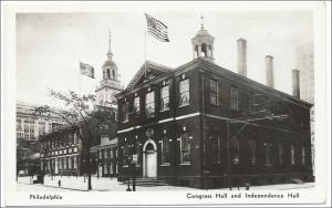 Congress Hall & Independence Hall, Philadelphia