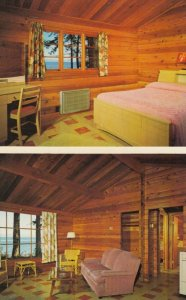 PARKSVILLE, British Columbia, Canada, 1950-60s; Kaufman's French Creek Lodge ...