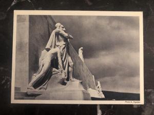 Mint France RPPC Postcard Canadian Memorial Monument