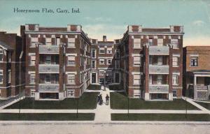 GARY, Indiana, 1900-1910´s; Honeymoon Flats