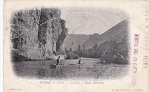 GORGES du TARN , France , PU-1905