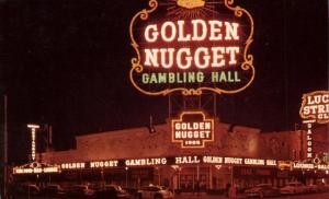 Golden Nugget Gambling Hall - Casino - Las Vegas NV, Nevada