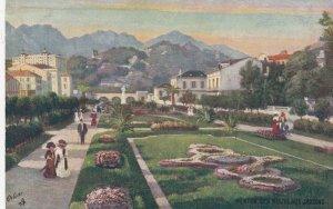 MENTON , France , 00-10s ; Les Nouveaux Jardins ; TUCK 134 No 90