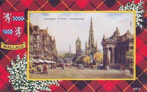 Wallace, Princess Street, Edinburgh, Scotland, UK, 1910-1920s