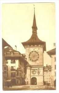 RP  Bern. Switzerland, 00-10s   Zeitglockenturm, La Tour de l'Horloge