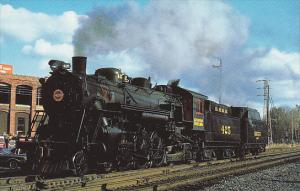 Blue Mountain and Reaging Railroad Locomotive Number 425 Baldwin 4-6-2