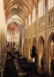 Netherlands Kathedrale Basiliek van St. Jan te 's Hertogenbosch Middenschip