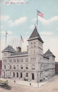 New York Albany Post Office 1911