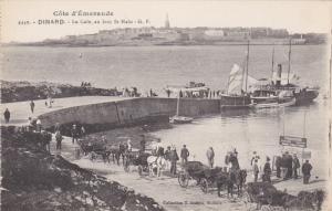 Horse Carriages, Embarcadere, DINARD, Ille Et Vilaine, France, 00-10's