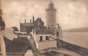 BR75111 the cloch lighthouse gourock   scotland