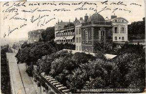 CPA   Saint-Germain-en-Laye - Le Pavillon Henri IV  (353510)
