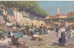 NICE , France , 1900-10s ; Le Paillon ; TUCK Serie 133 No 83
