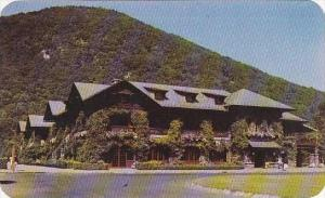 New York Bear Mountain Bear Mountain Inn 1951