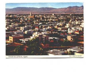 Panoramic View of Nicosia, Cyprus, Greece