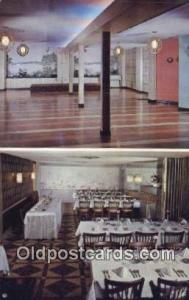 Richards Restaurant and Lounge, Berwyn, Illinois, IL USA Hotel Postcard Motel...
