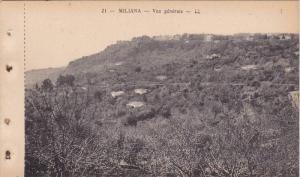 MILIANA, Vue generale, Algeria, 10-20s