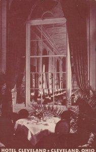 CLEVELAND, Ohio, PU-1945;  Dining Room, Hotel Cleveland