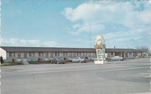 Motel Laviolette, Classic Cars, LAVIOLETTE, Quebec, Canada, 40-60´s