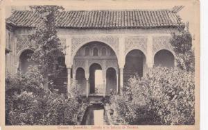 Generalife, Entrada A La Galeria De Retratos, Granada (Andalucia), Spain, 190...