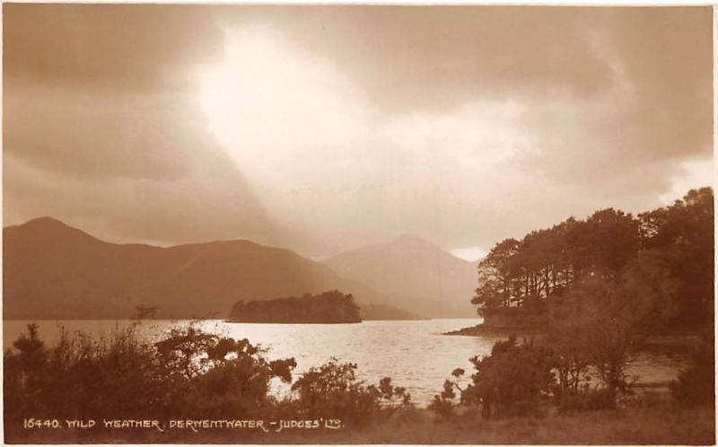 Wild Weather Derwentwater Judges LTD 16440