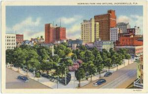 Linen of Hemming Park & Skyline Jacksonville Florida FL