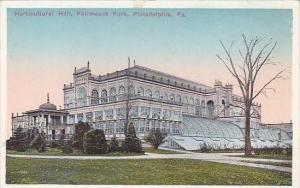 Pennsylvania Philadelphia Horticultural Hall Fairmount Park