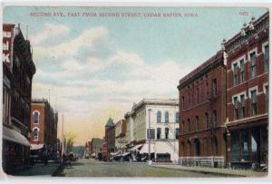 2nd Ave, Cedar Rapids IA