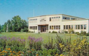 Canada Lacombe Memorial Centre Lacombe Alberta