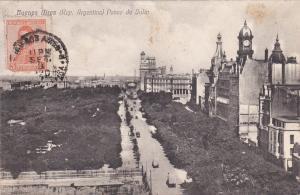 BUENOS AIRES , Argentina , 1920 ; Paseo de Julio