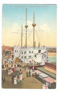 CABRILLO Ship Hotel , Venice , California , 00-10s