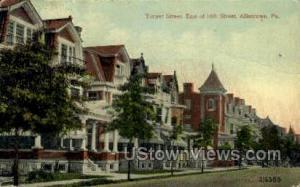 Turner Street Allentown PA 1915