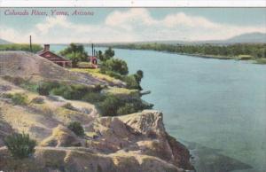 Arizona Yuma Scene Along Colorado River