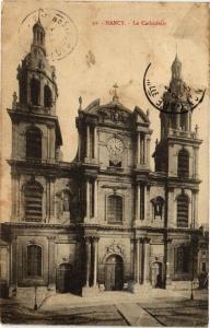 CPA Nancy-La Cathédrale (187358)