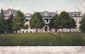 General Hospital , GUELPH , Ontario , Canada , PU-1906