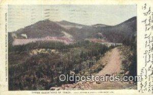 Colorado Springs And Cripple Creek, Short Line, Colorado, CO USA Trains, Rail...