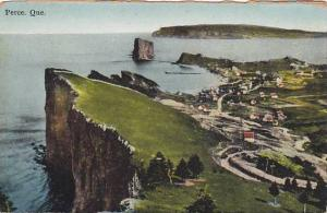 Partial Scene, Perce, Quebec, Canada, 1900-1910s
