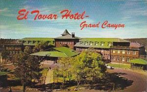 Arizona Grand Canyon El Tovar Hotel Grand Canyon National Park 1961