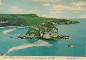Saipan Bird Island Bird Sanctuary