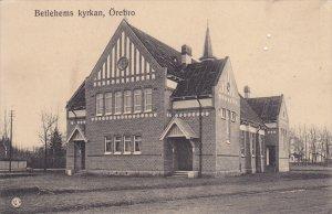 OREBRO, Sweden, 1900-1910's; Betlehems Kyrkan