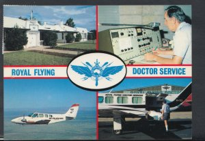 Aviation Postcard - The Royal Flying Doctor Service, Alice Springs   RR3219