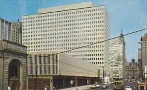 PHILADELPHIA, Pennsylvania, 1940-1960's; Greyhound Bus Terminal And Transport...