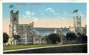USA State Armory Providence Rhode Island 05.83