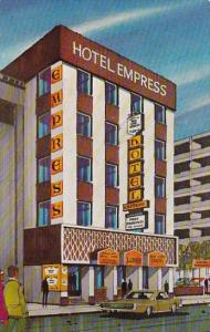 Canada Hotel Empress Calgary Alberta