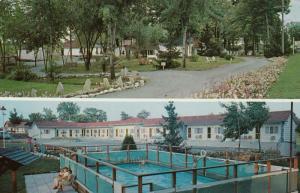 GANANOQUE , Ontario , Canada , 50-60s ; Gateway Motel