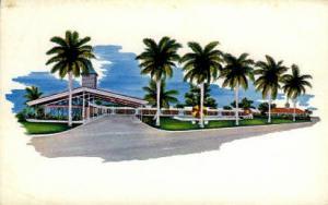 Howard Johnson's Fort Myers FL Writing On Back