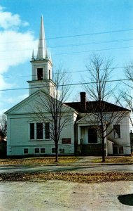 Maine Lincoln Congregational Church